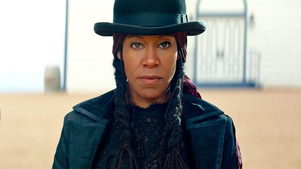 The Harder They Fall on Netflix with Regina King - Official Teaser Trailer