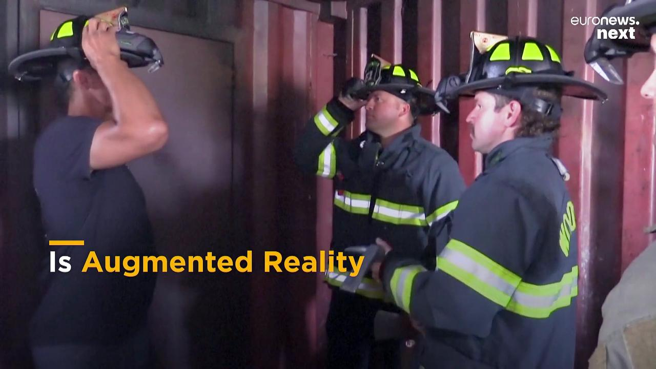 California firefighters are turning to Augmented Reality to combat blazes