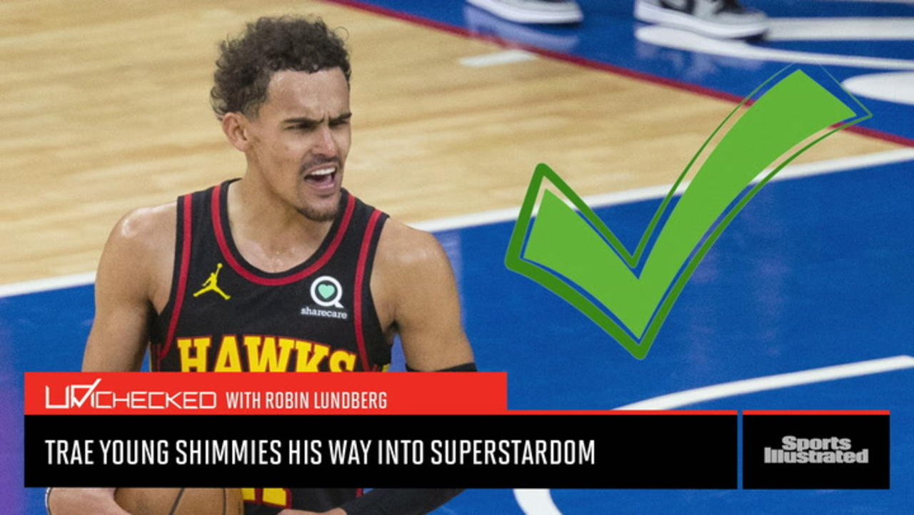 Trae Young Shimmies His Way Into Superstardom
