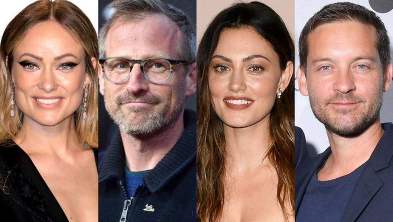Olivia Wilde, Spike Jonze, Phoebe Tonkin and Tobey Maguire to Star in Damien Chazelle's 'Babylon' | THR News