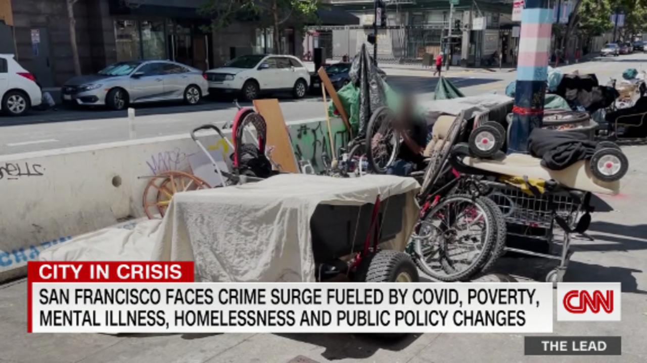 San Francisco faces crime surge fueled by COVID-19, poverty, public policy changes