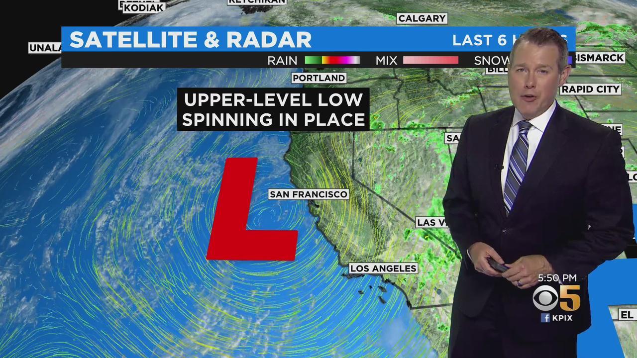 Wednesday Night Weather Forecast With Paul Heggen