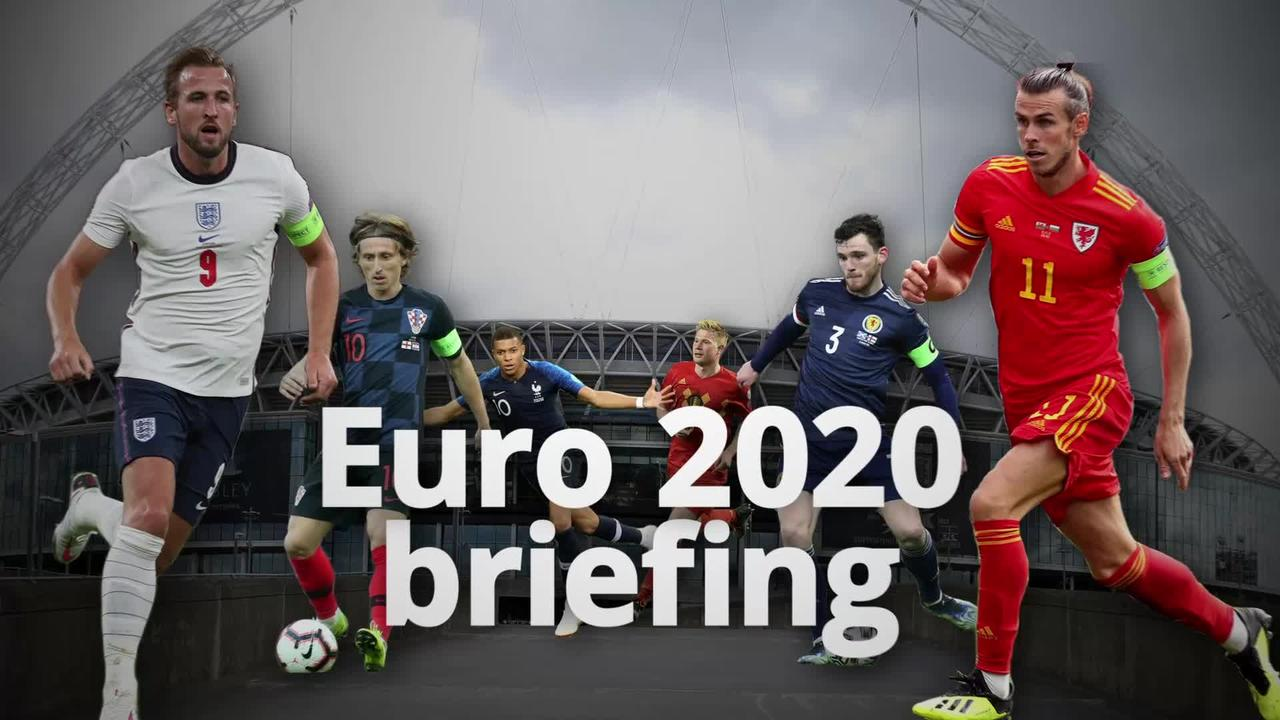Euro 2020 briefing: England face Germany in last 16 clash