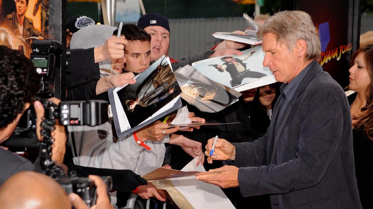 Harrison Ford se blesse sur le tournage d'«Indiana Jones 5»