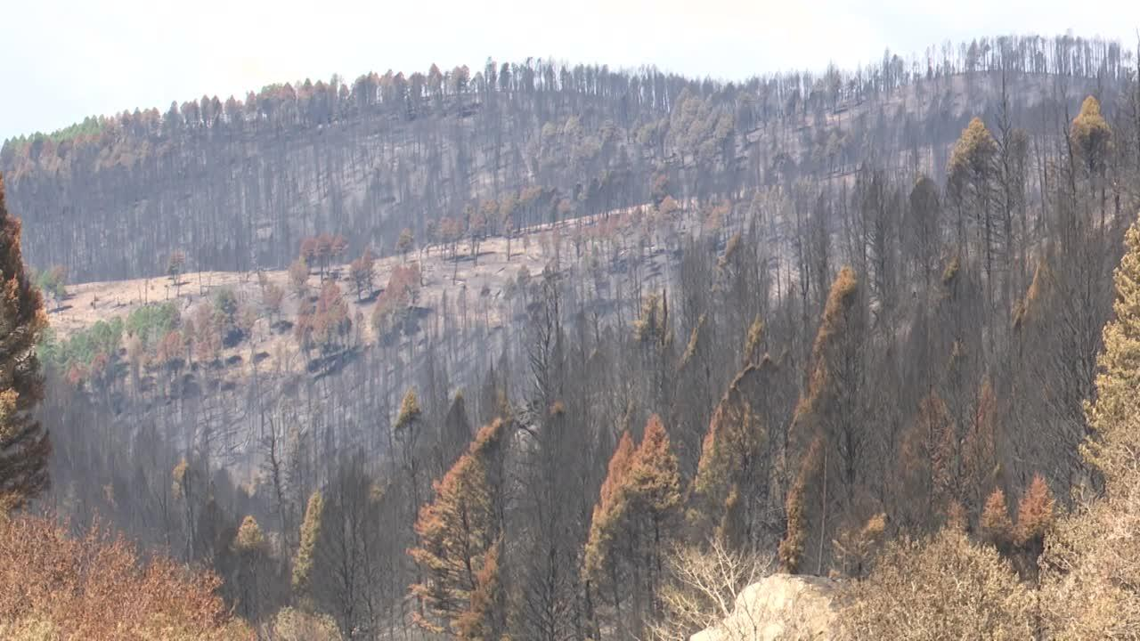 Deep Creek Fire 90% contained, authorities scaling back operations