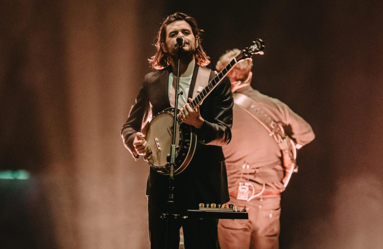 Winston Marshall quits Mumford and Sons after 'Twitter storm'