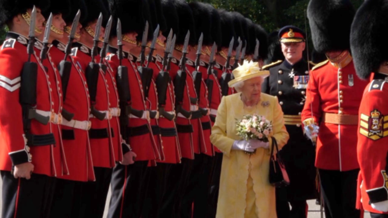 Buckingham Palace Looking To Increase Minority Staff by 2022