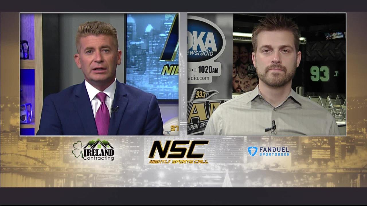 Ireland Contracting Nightly Sports Call: June 24, 2021 (Pt. 2)