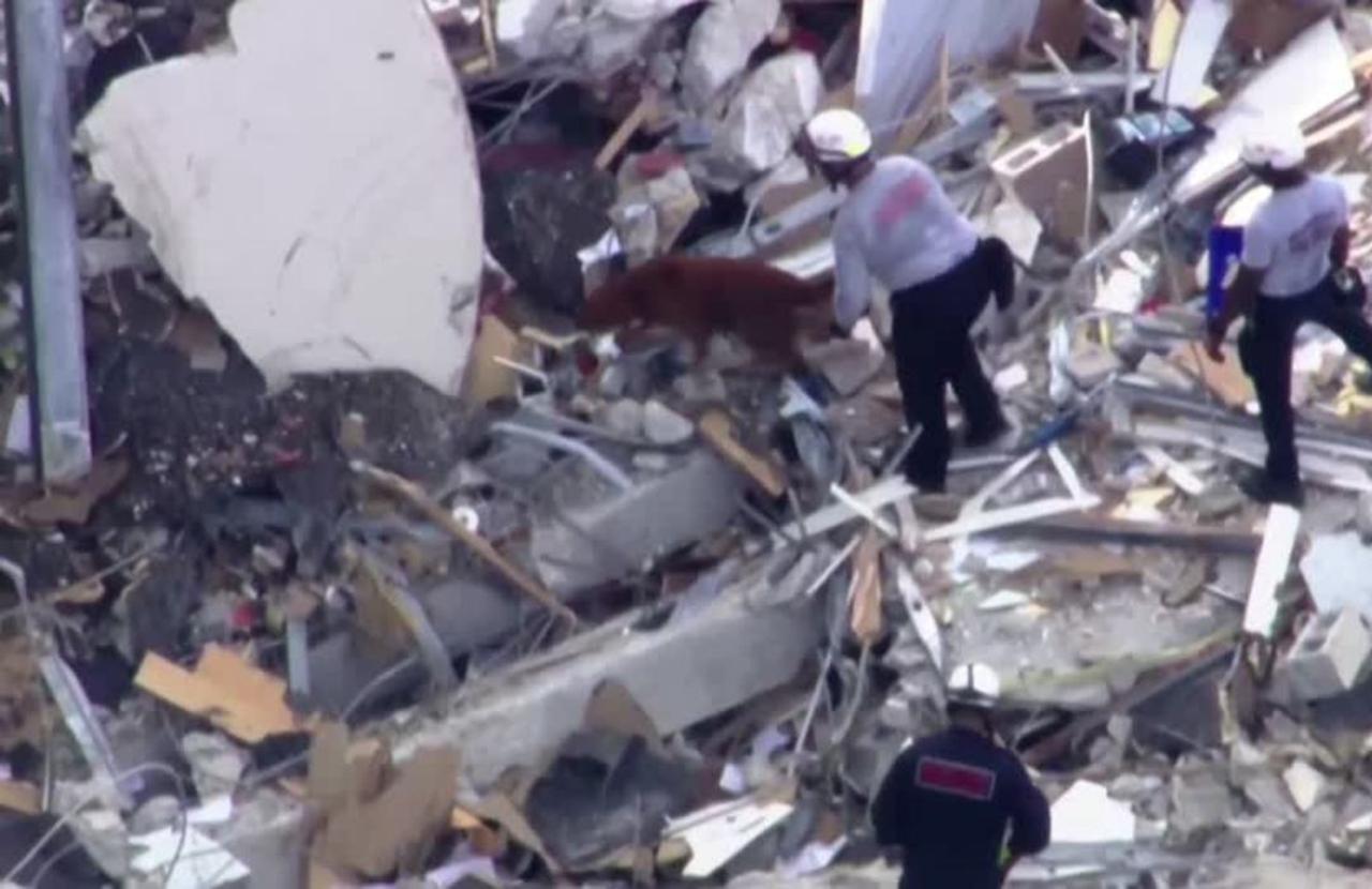 Dozens missing after Miami condo collapses