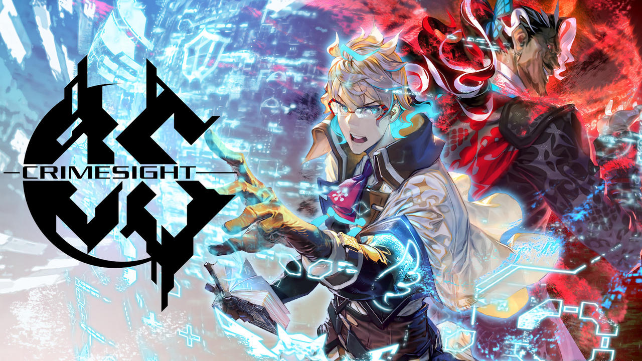 Konami Tease New Detective Game Crimesight