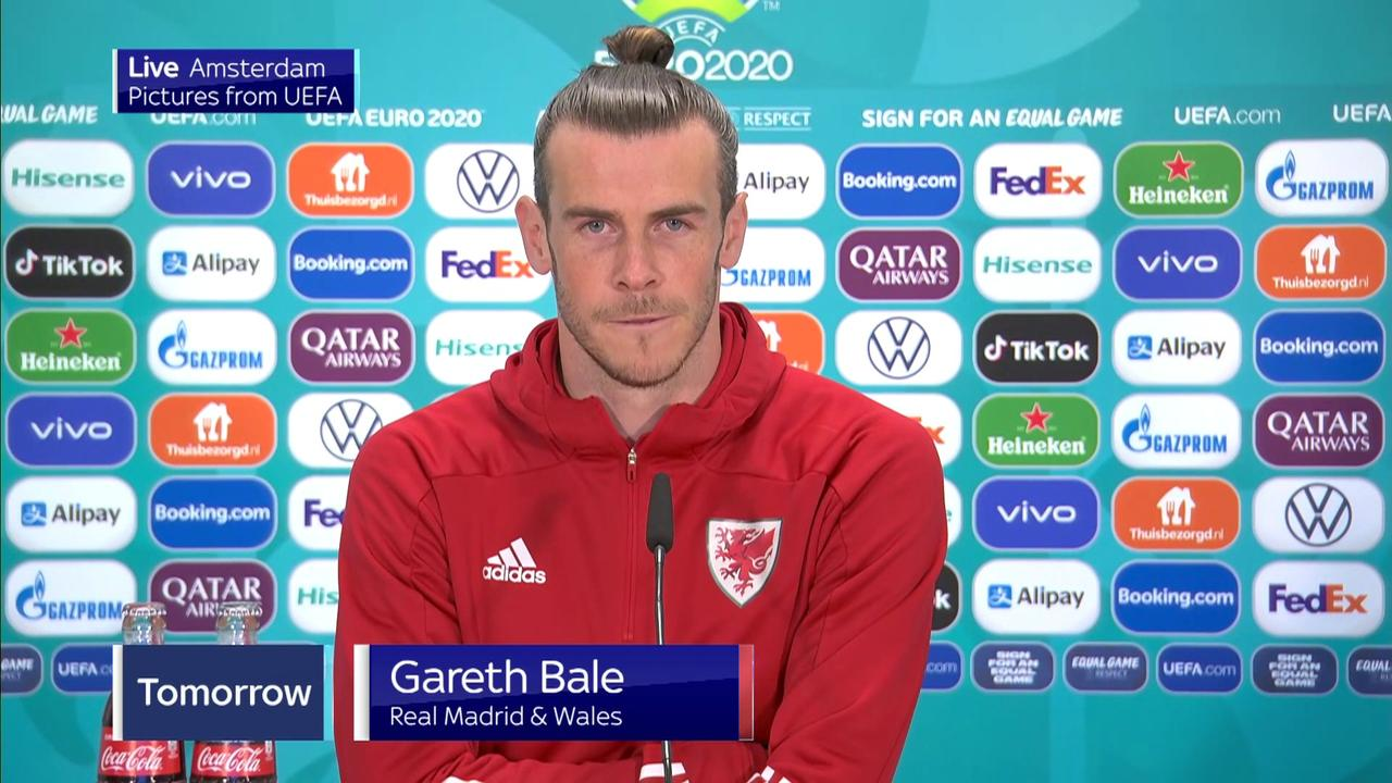 Bale: We're used to being underdogs