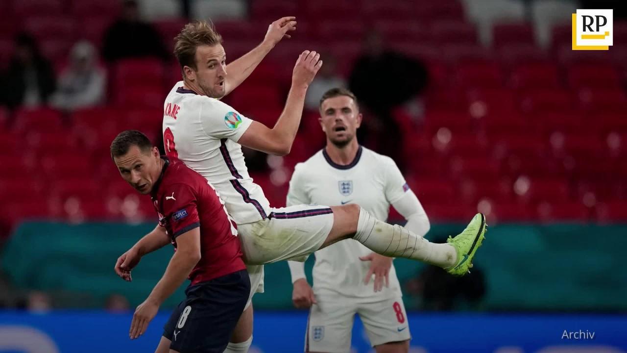 Fußball EM: Daten und Fakten zu England
