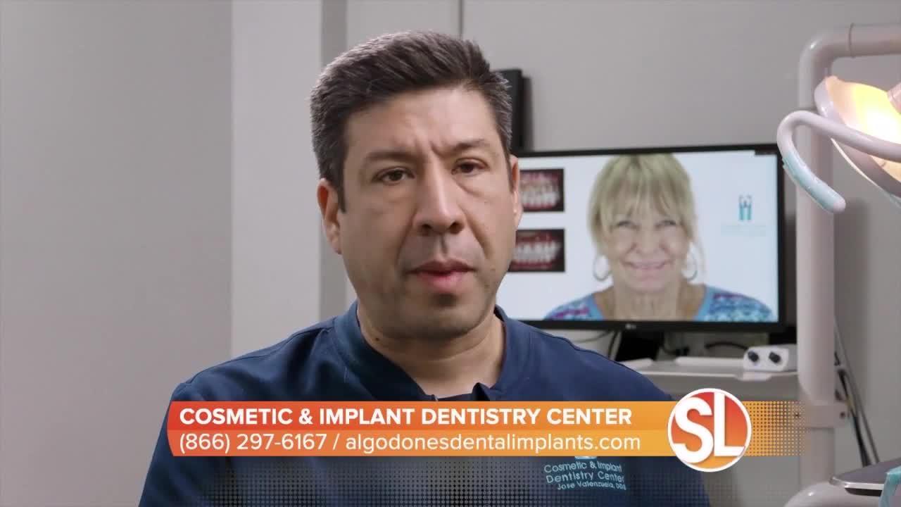 Dr. Valenzuela of Cosmetic & Implant Dentistry Center: Tips on dental implants