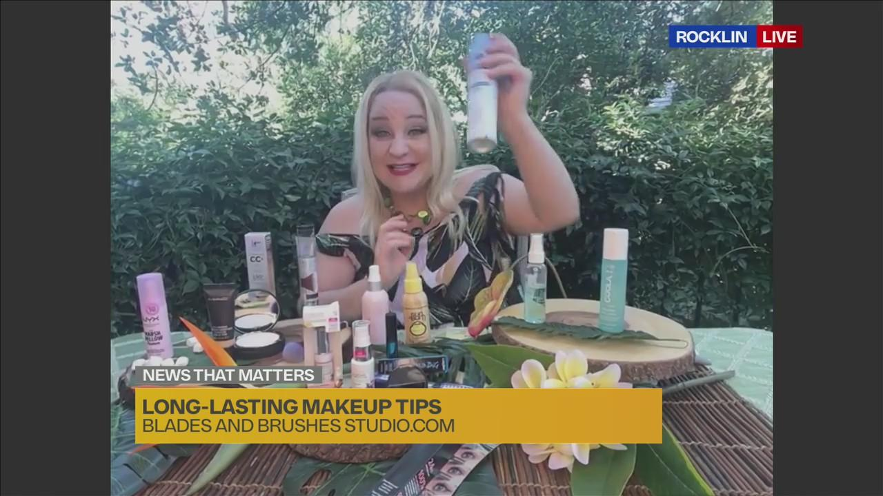 How to pick the longest lasting make-up for the summer heat
