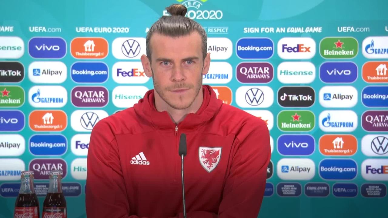 Gareth Bale: Wales used to being the underdogs ahead of Denmark clash
