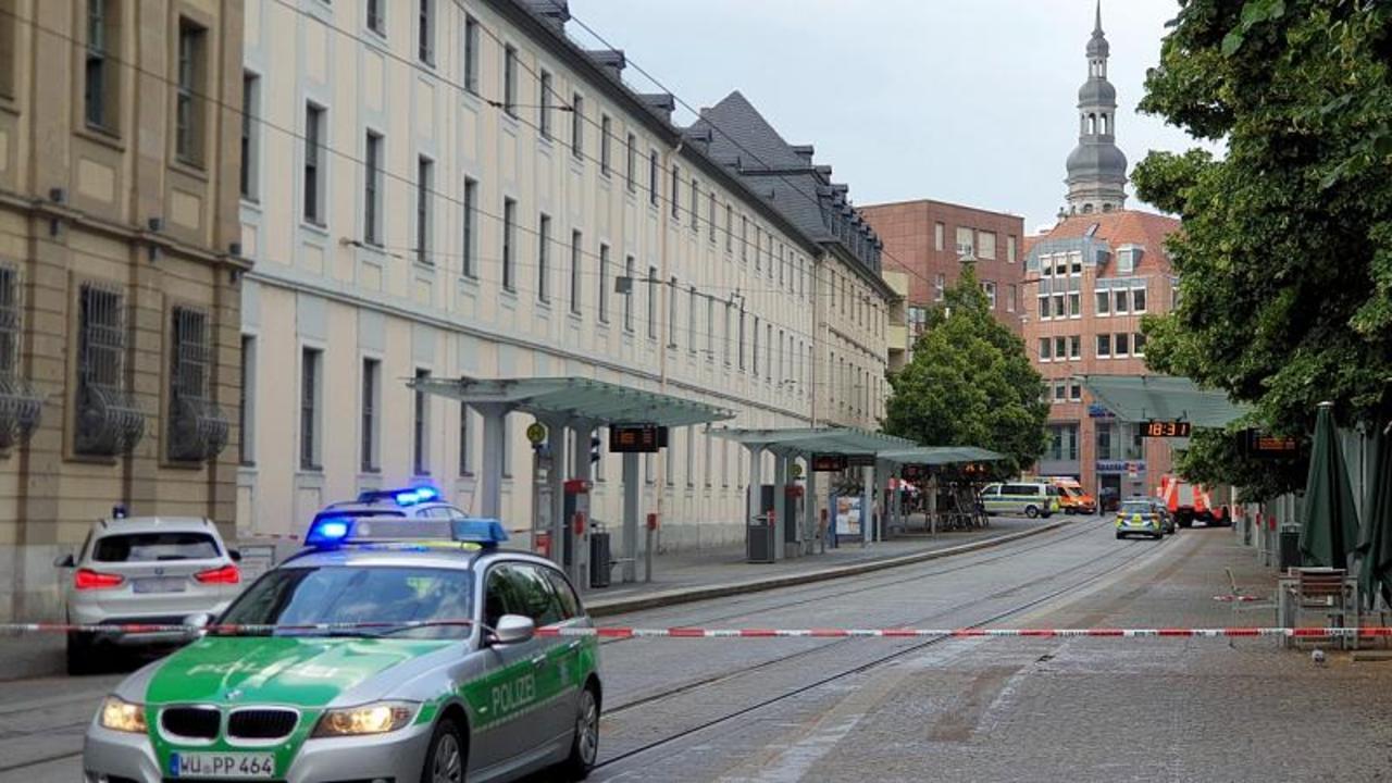 German police: Three people killed in knife attack in Würzburg