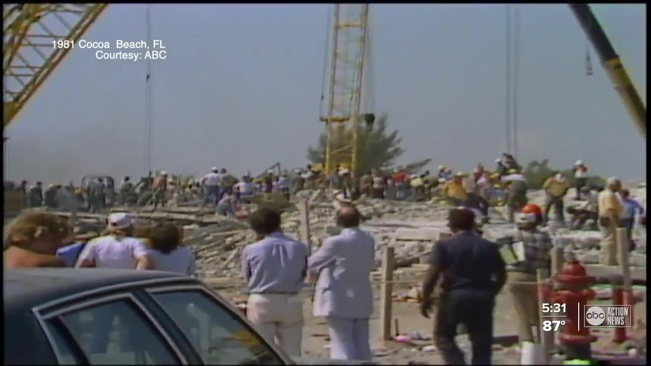 1981 building collapse led to Florida's threshold inspection law for new construction