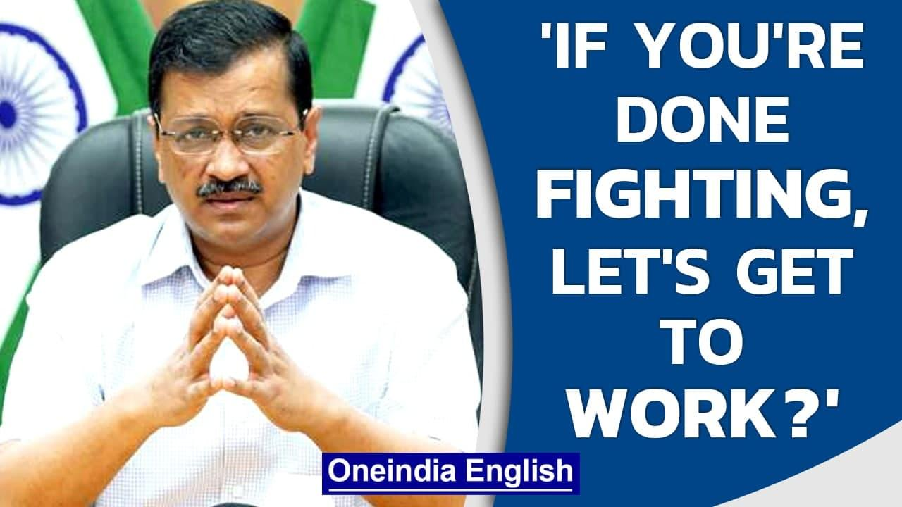 Arvind Kejriwal calls for joint fight with centre against Covid third wave | Oneindia News