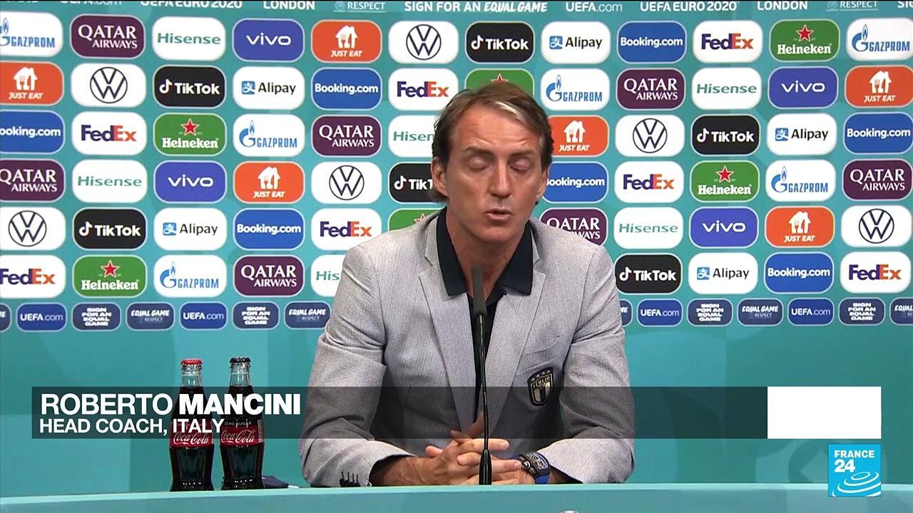 Euro 2021: Italy face Austria