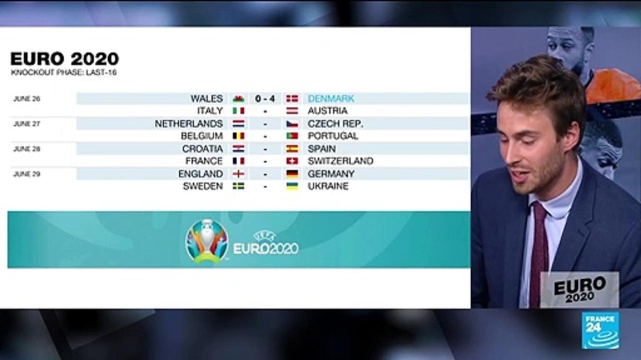 Euro 2021: Defending champions Portugal take on Belgium