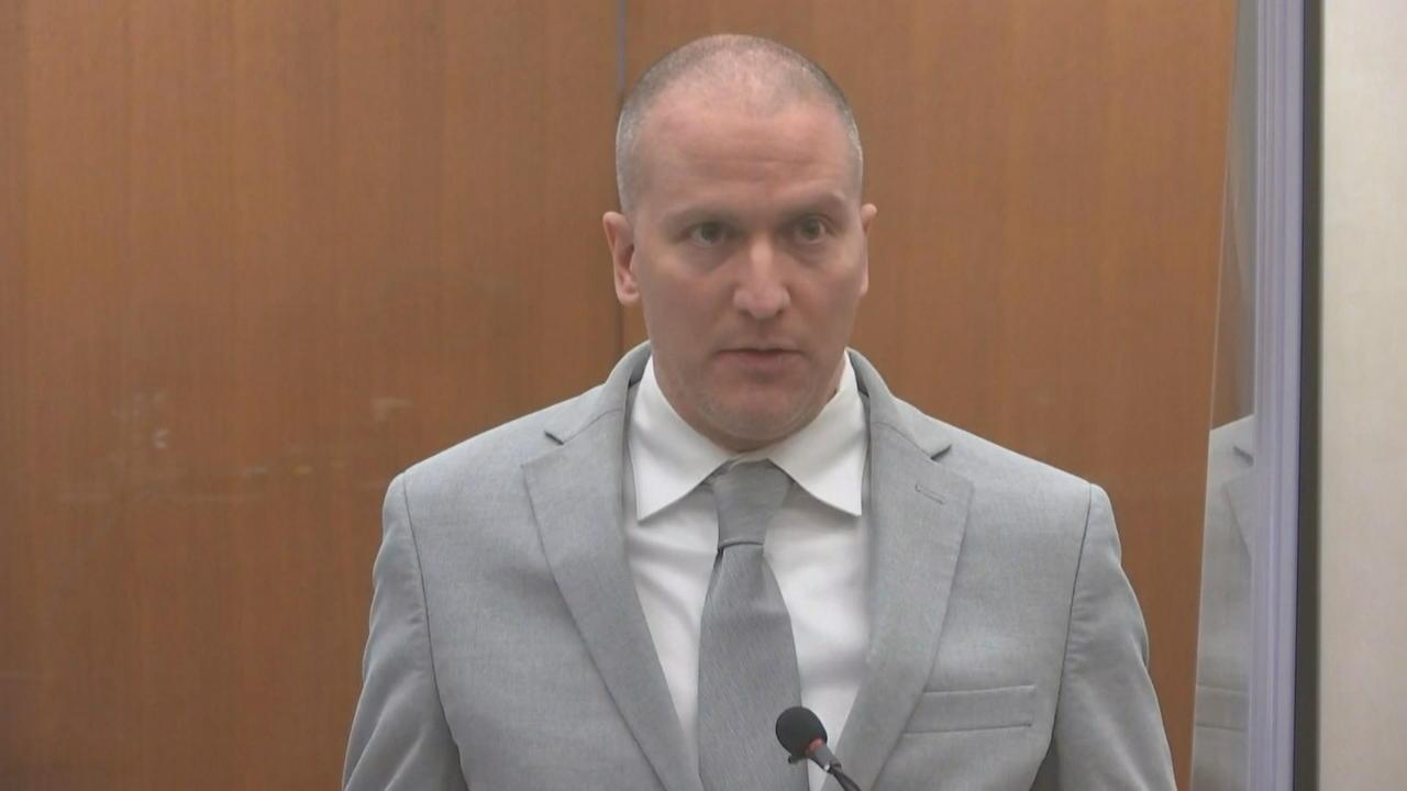 Derek Chauvin sentenced to 22.5 years for George Floyd murder