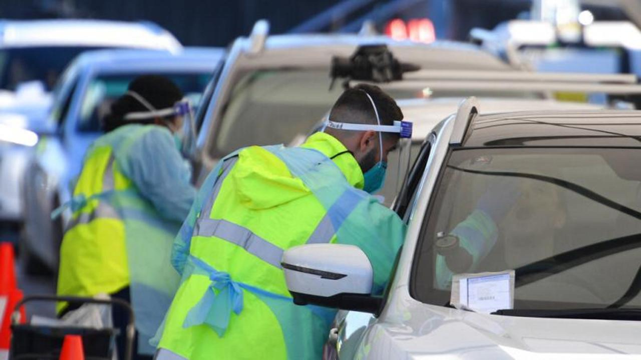 COVID-19: Parts of Sydney to go into lockdown again after outbreak of the Delta variant