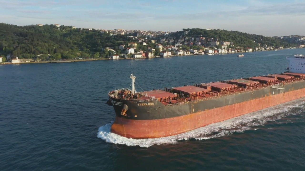 Istanbul Canal: Plan to link Black & Marmara seas criticised