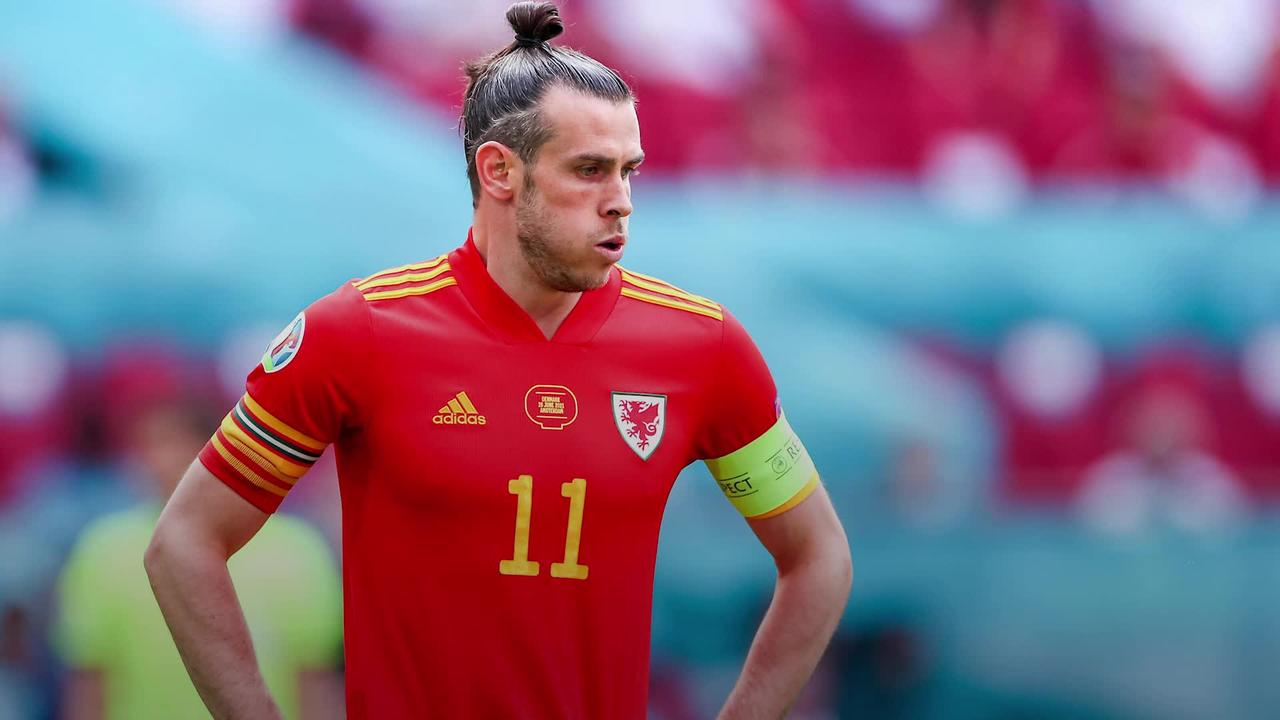 Wales crash out of Euro 2020