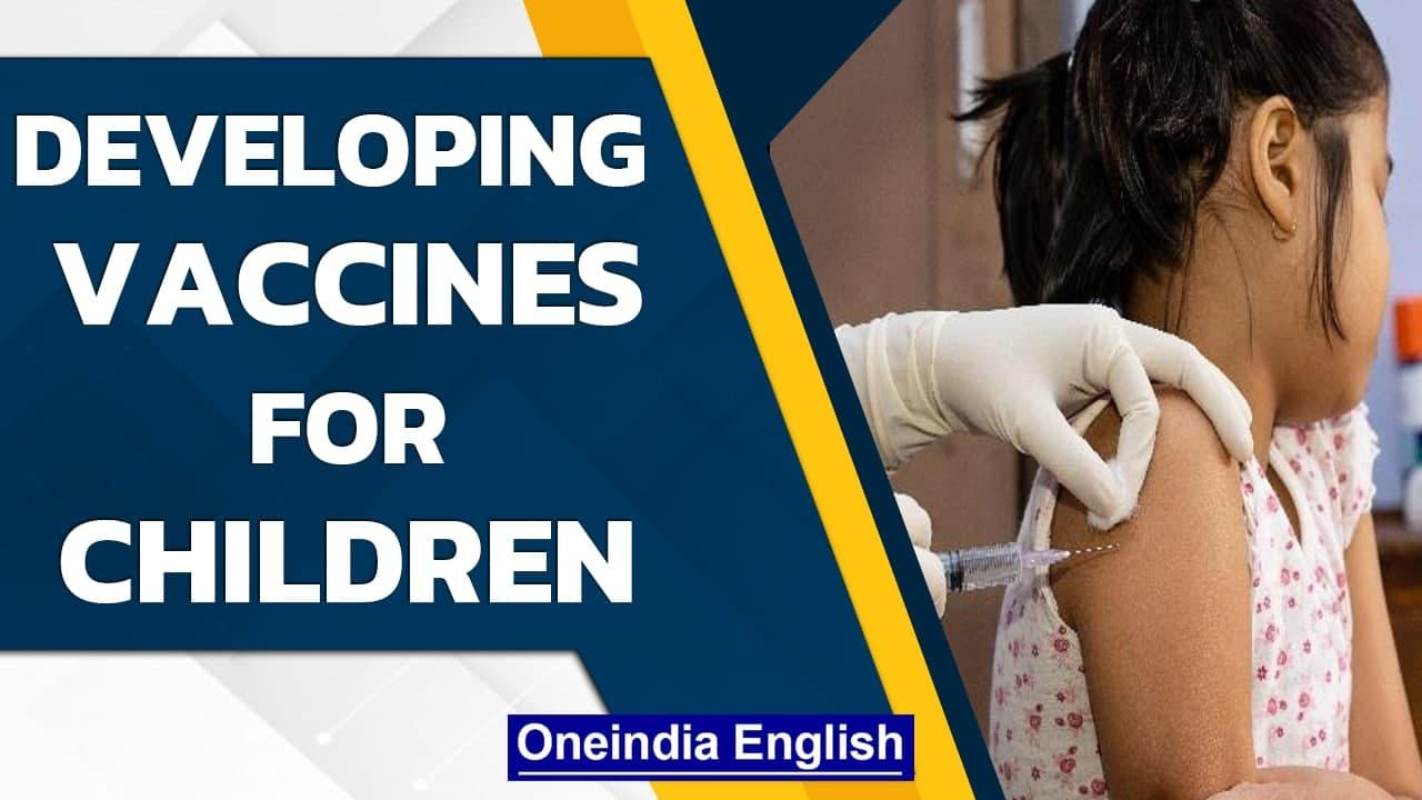 Zydus Cadila caps clinical trials of DNA vaccine for minors | Vaccines for children | Oneindia News