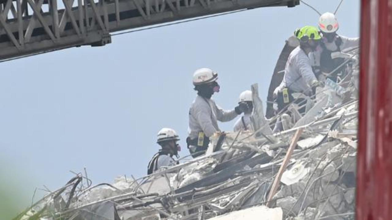 Death toll in Florida building collapse rises to 5