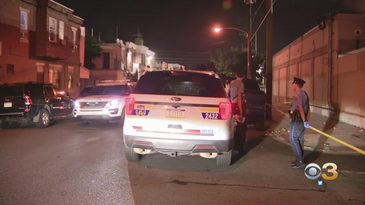 Police: Man Shot, Killed In Port Richmond