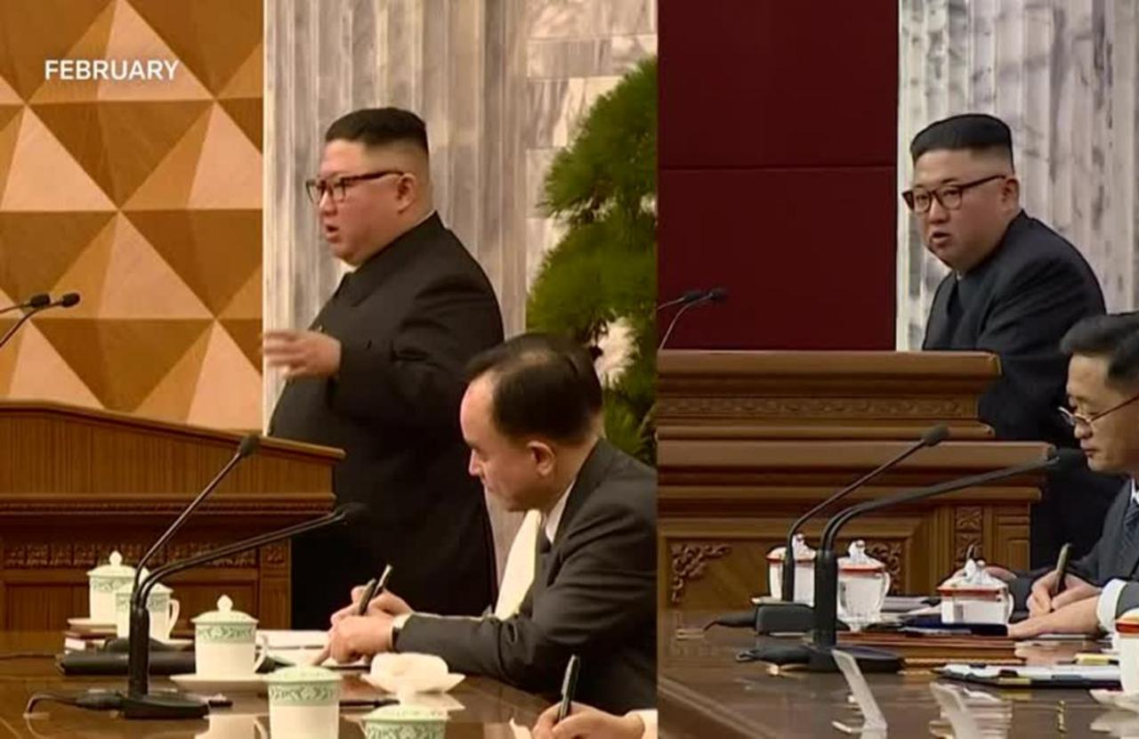 N. Koreans worry over Kim's weight loss: State TV