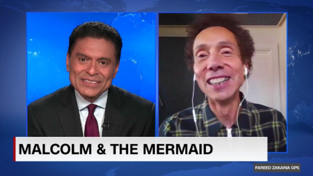 On GPS: What is wrong with The Little Mermaid?
