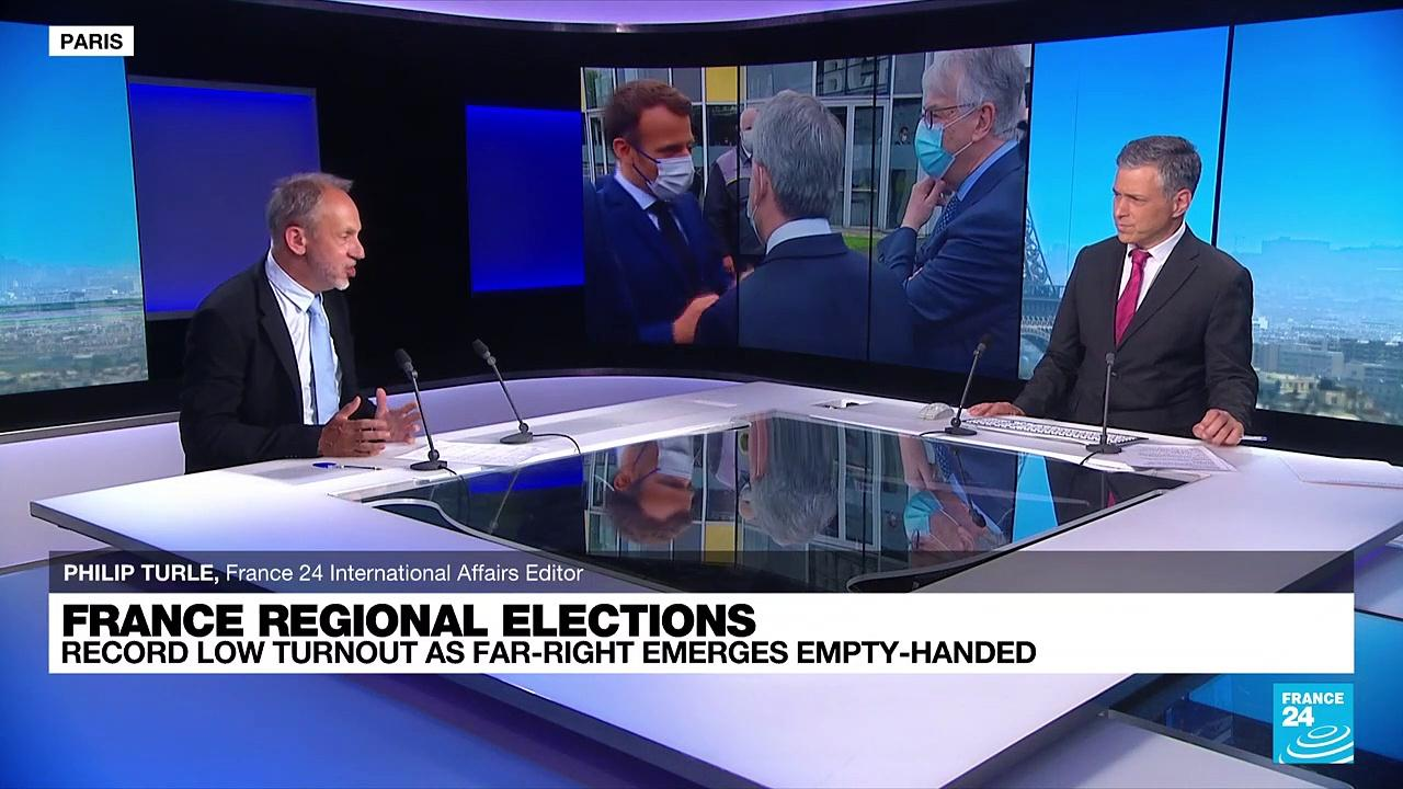 Resurgent right, left pose threat to Macron and Le Pen in French presidency race