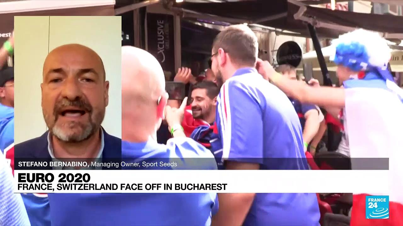 Euro 2021: France, Switzerland face off in Bucharest