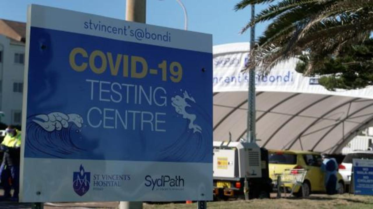 Sydney under stay-at-home order as Covid-19 cases in Australia rise