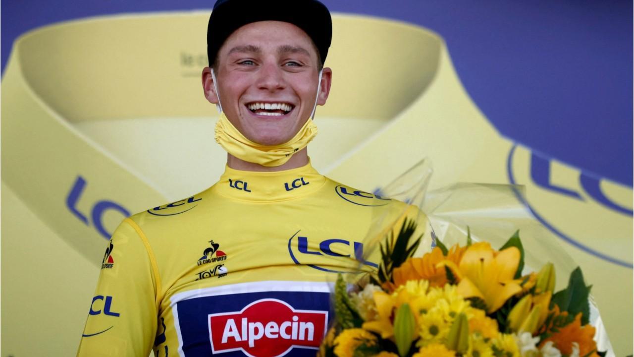 VOICI : Raymond Poulidor : qui est Mathieu Van der Poel, son petit-fils et actuel détenteur du maillot jaune ?