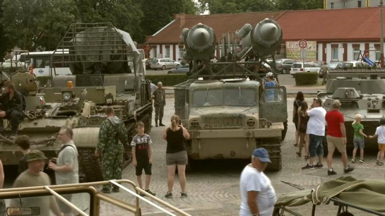 Czech Republic: Milovice commemorates 30 years since the withdrawal of Soviet troops