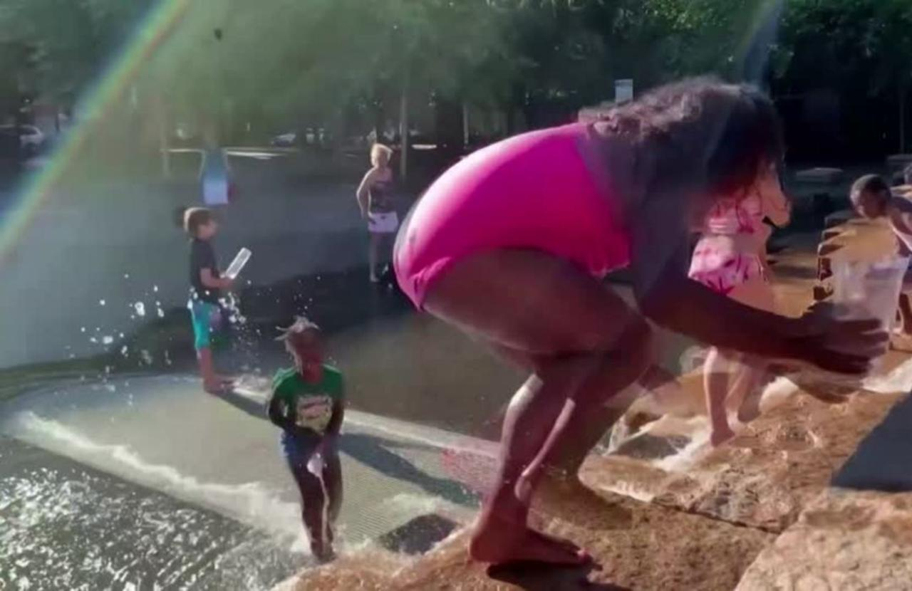 Heatwave simmers the U.S. Pacific Northwest