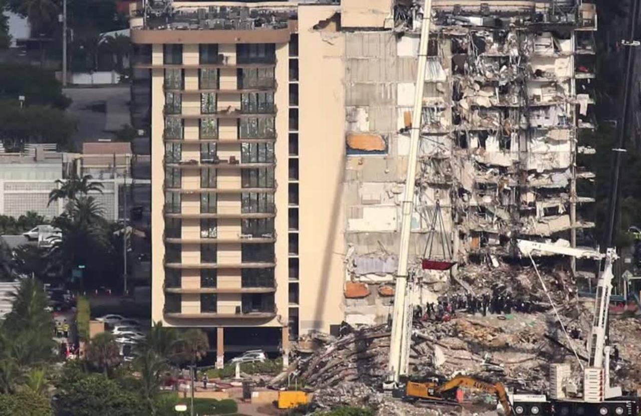 NPR: Florida town official said building was safe