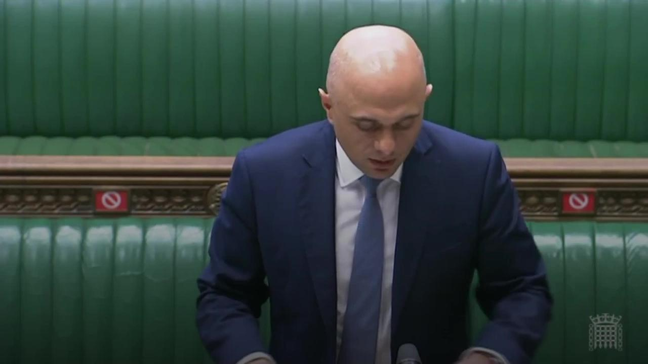 Javid confirms July 19 as date for England's lockdown restrictions to end