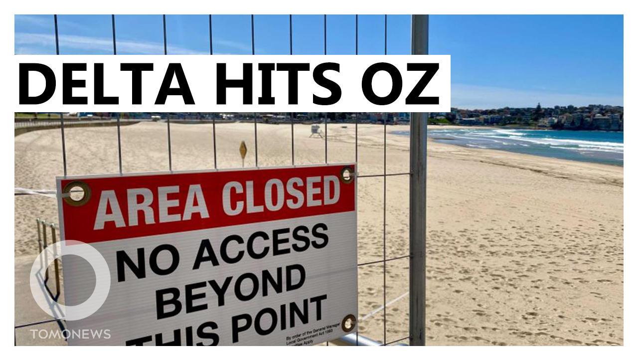 COVID's Dangerous Delta Variant Enters Australia