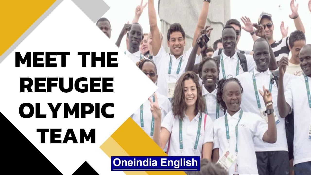 Tokyo 2020: Refugee Olympic team chases dreams after fleeing their lands   Oneindia News