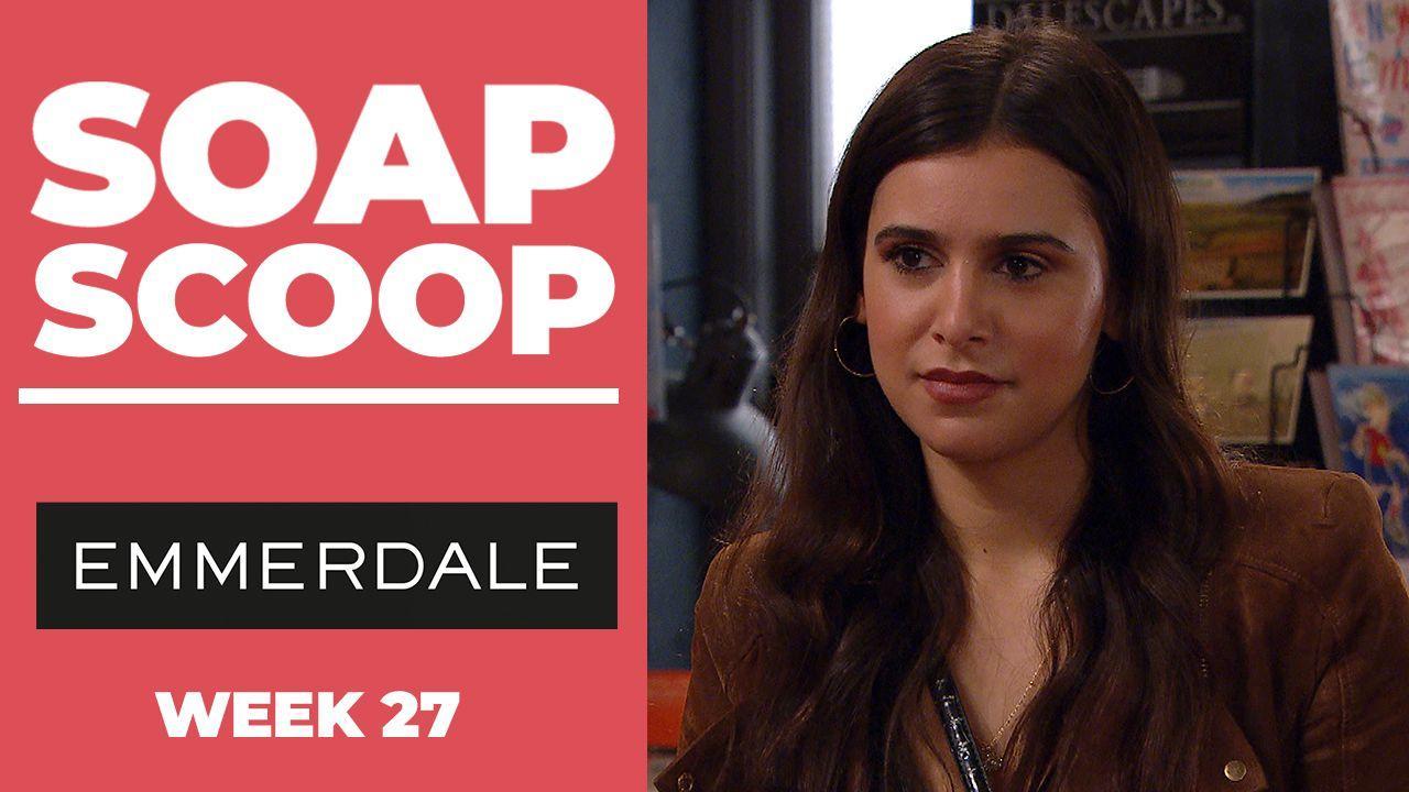 Emmerdale Soap Scoop! Meena makes more enemies