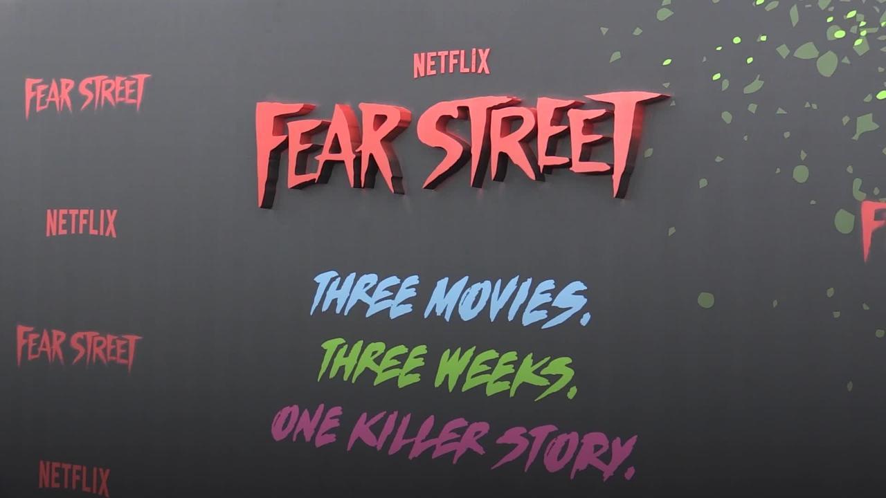 Stars of Netflix horror trilogy Fear Street discuss LGBT representation