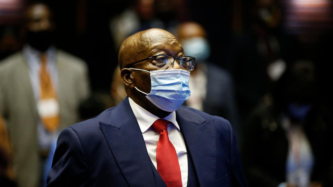 South Africa top court orders Jacob Zuma to prison for contempt