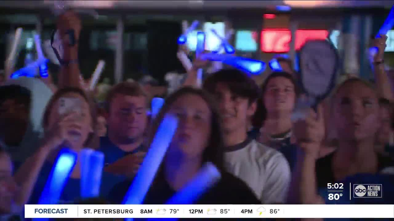 Bolts fans thrilled to host Stanley Cup Final in Tampa