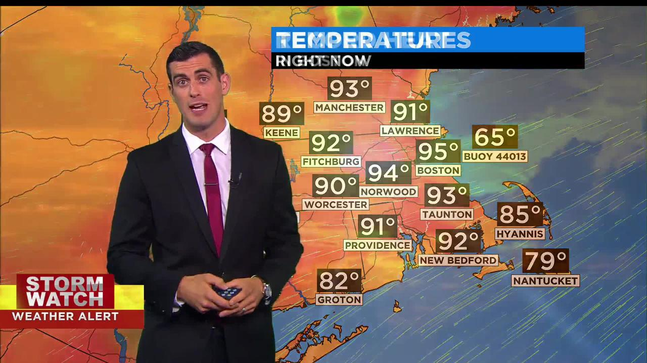 WBZ Midday Forecast For June 29