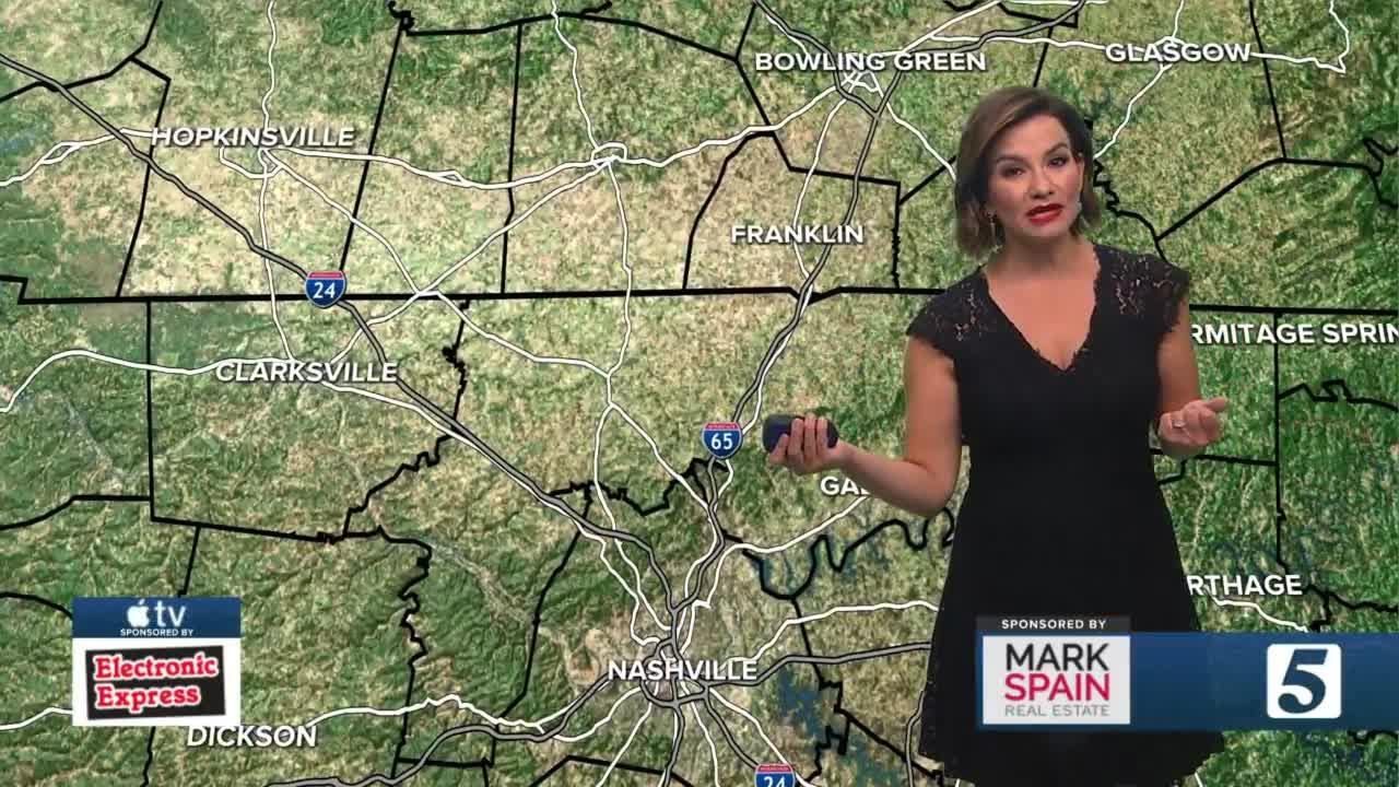 Bree's evening forecast: Tuesday, June 29, 2021