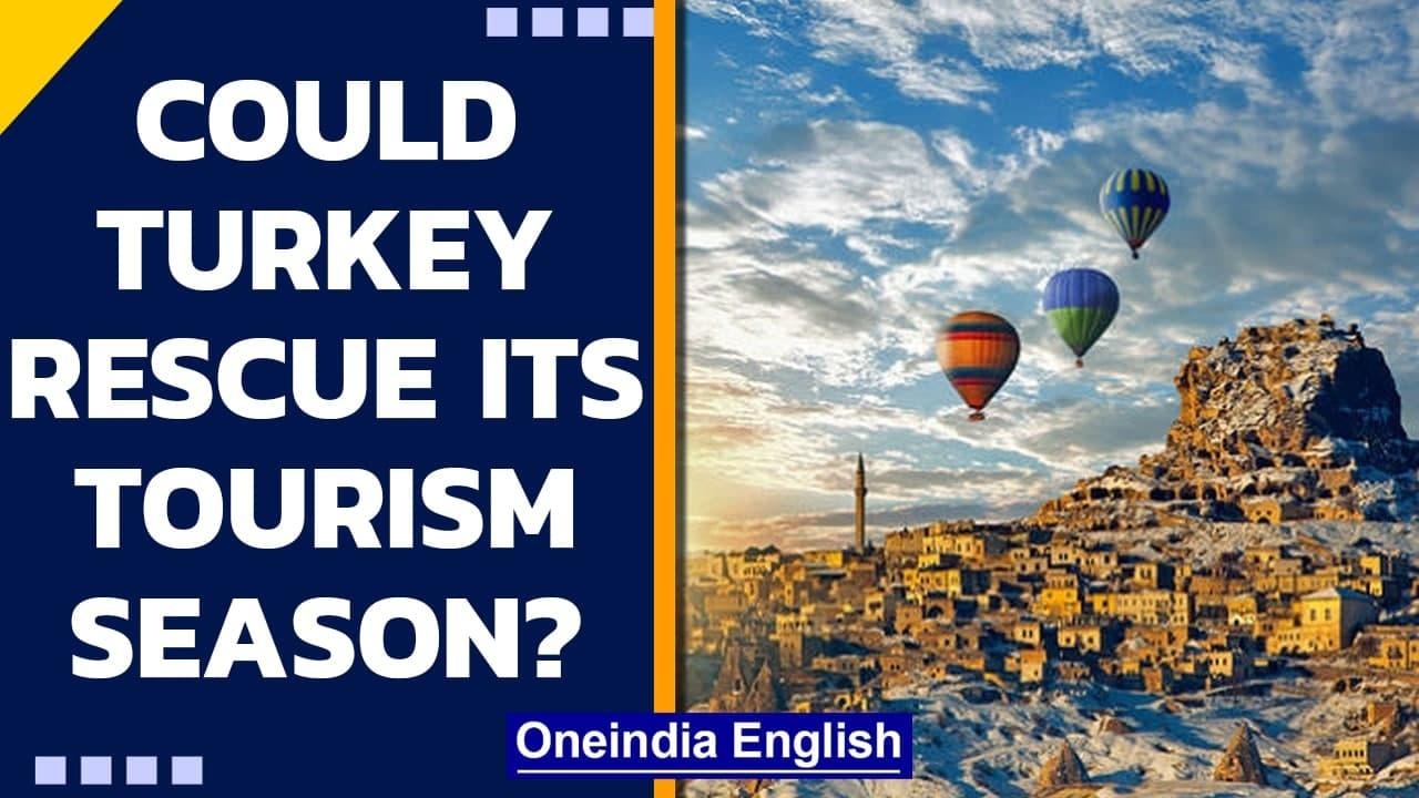 Turkey hopes to revive its tourism industry, collapsed by pandemic | Oneindia News